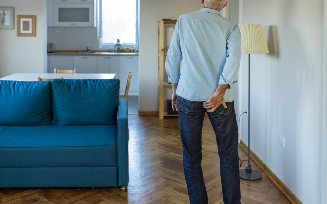 Sitting your way to sciatica: 3 tips to address this pain in the arse